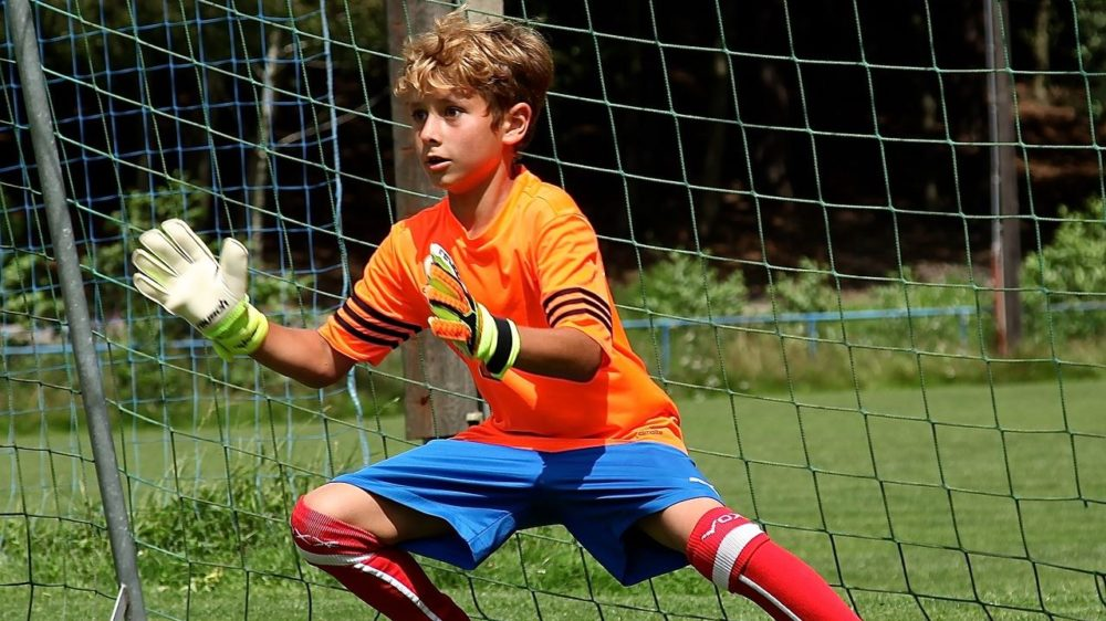 Kindergeburtstag Fußball